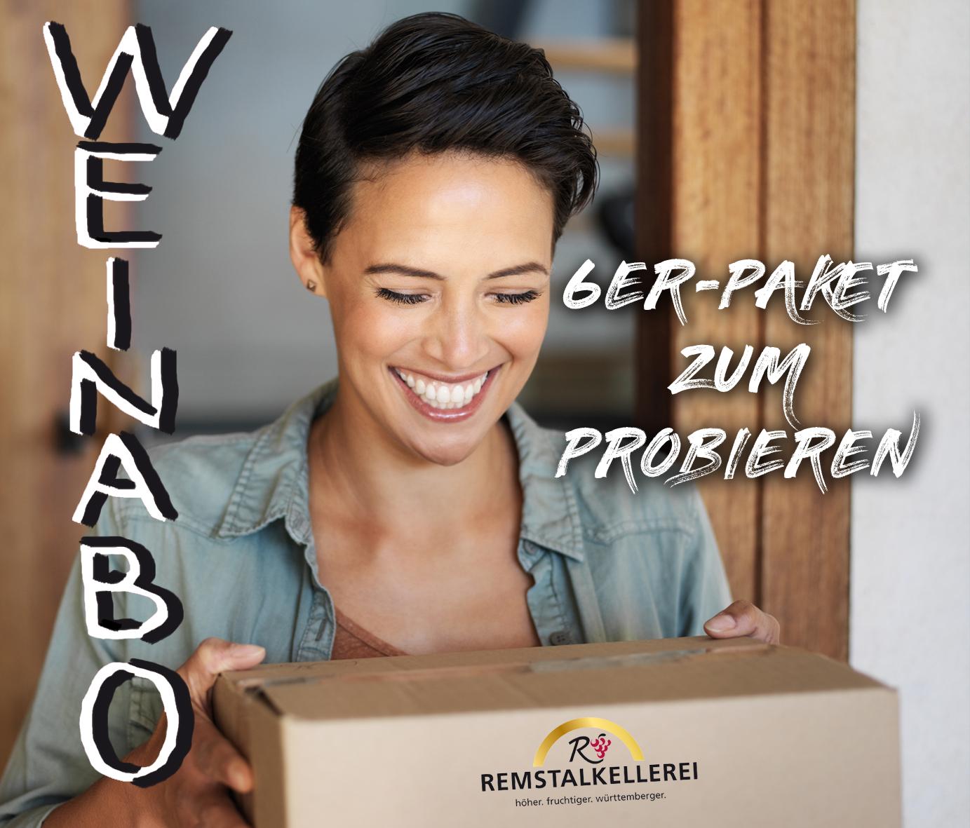 Wein-Abo Probierpaket