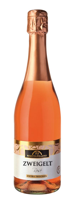 Zweigelt Rosé Sekt b.A. extra trocken