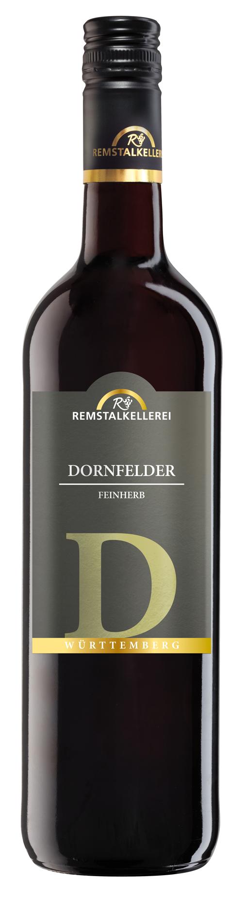 """Dornfelder """"D"""" feinherb"""