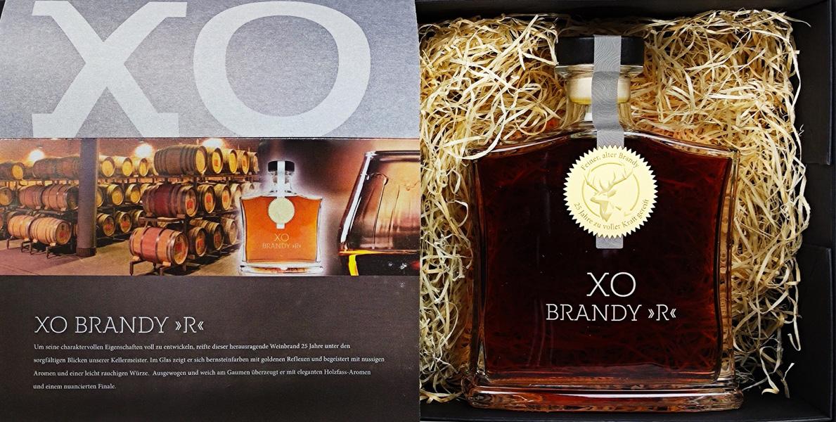 """XO Brandy """"R"""""""