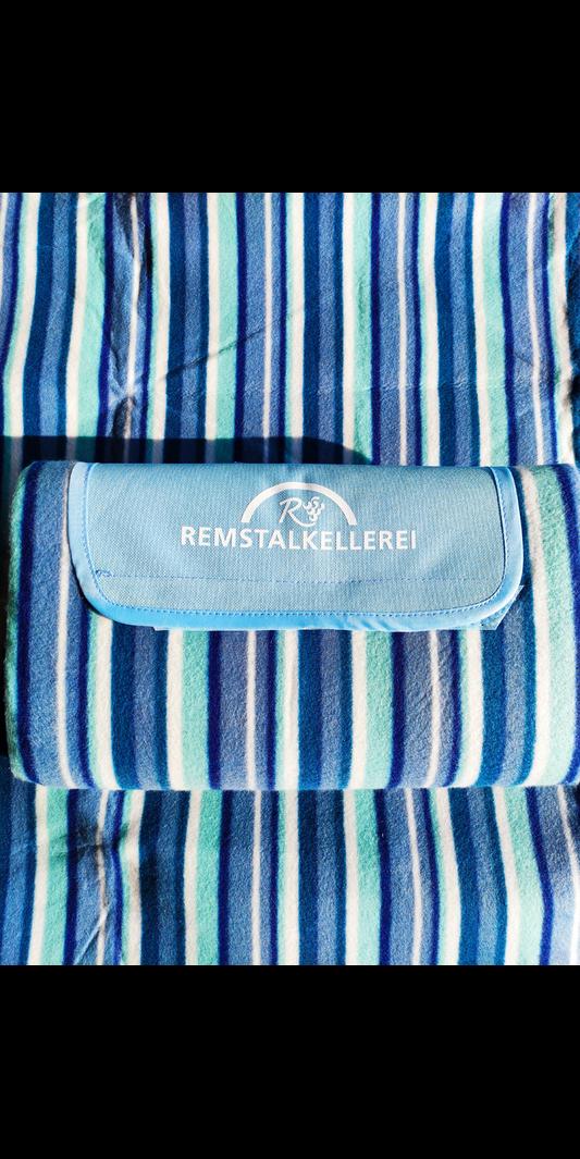 Bequeme REMSTALKELLEREI-Picknickdecke