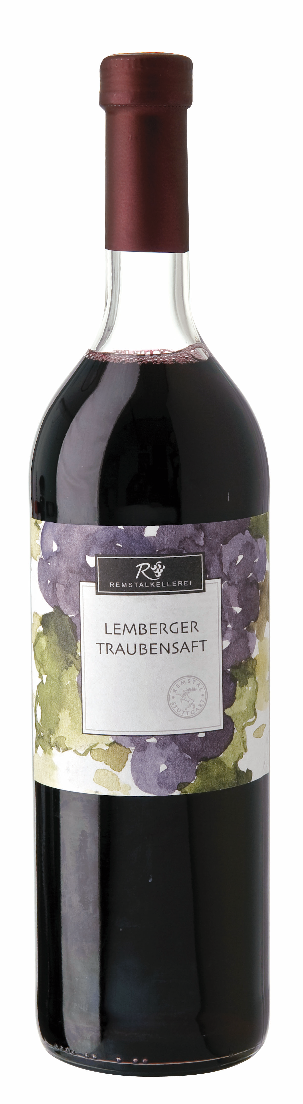 Lemberger Traubensaft rot