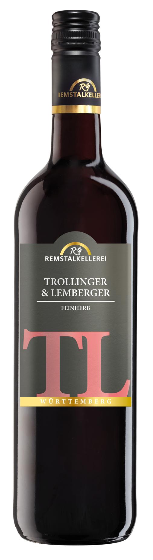 "Trollinger mit Lemberger ""TL"" feinherb"
