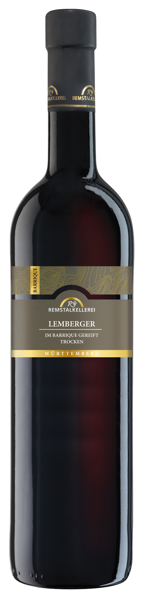 """Lemberger """"Im Barrique gereift"""" trocken"""