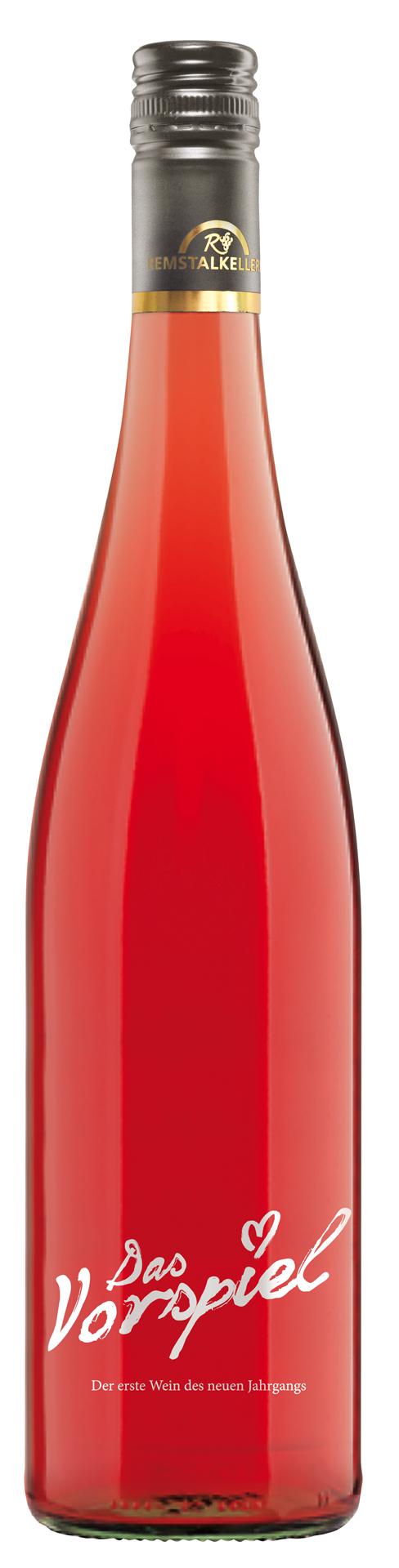 """Dornfelder Rosé """"Das Vorspiel"""" feinherb"""