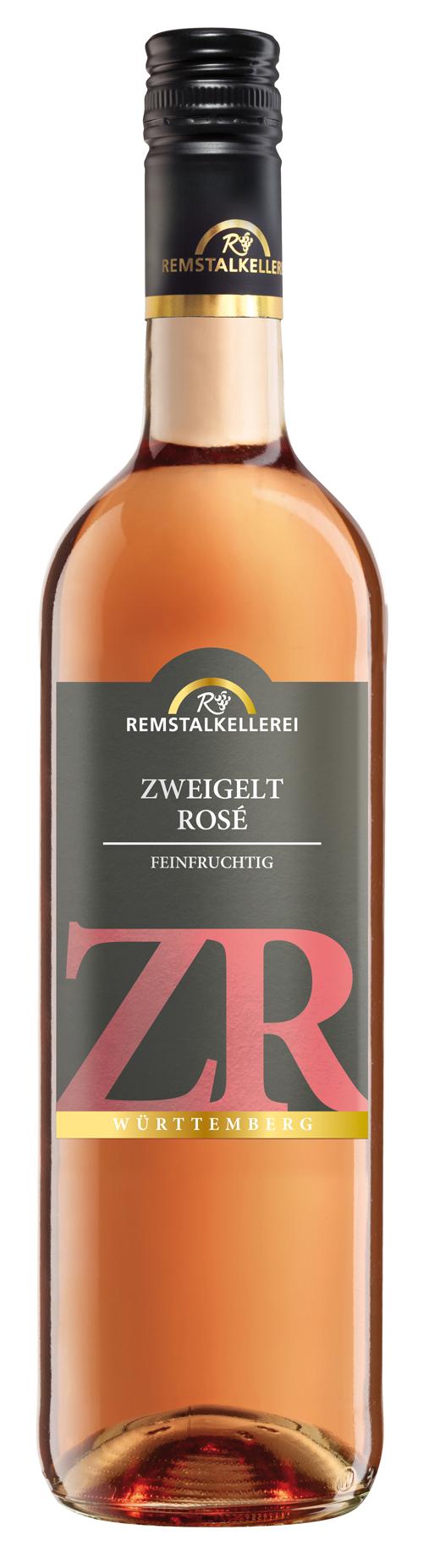"""Zweigelt Rosé """"ZR"""" feinfruchtig"""