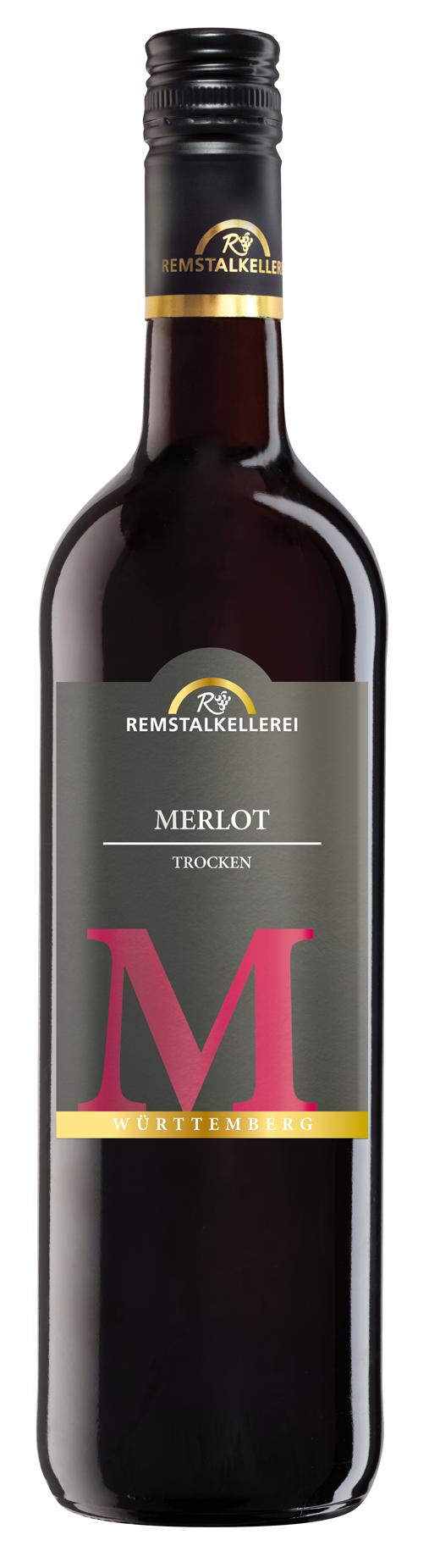 """Merlot """"M"""" trocken"""