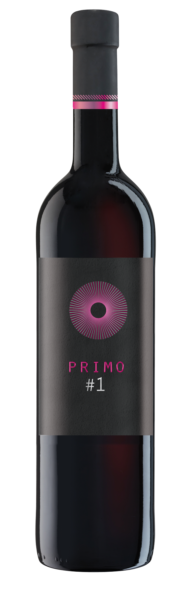 PRIMO #1 Rotwein