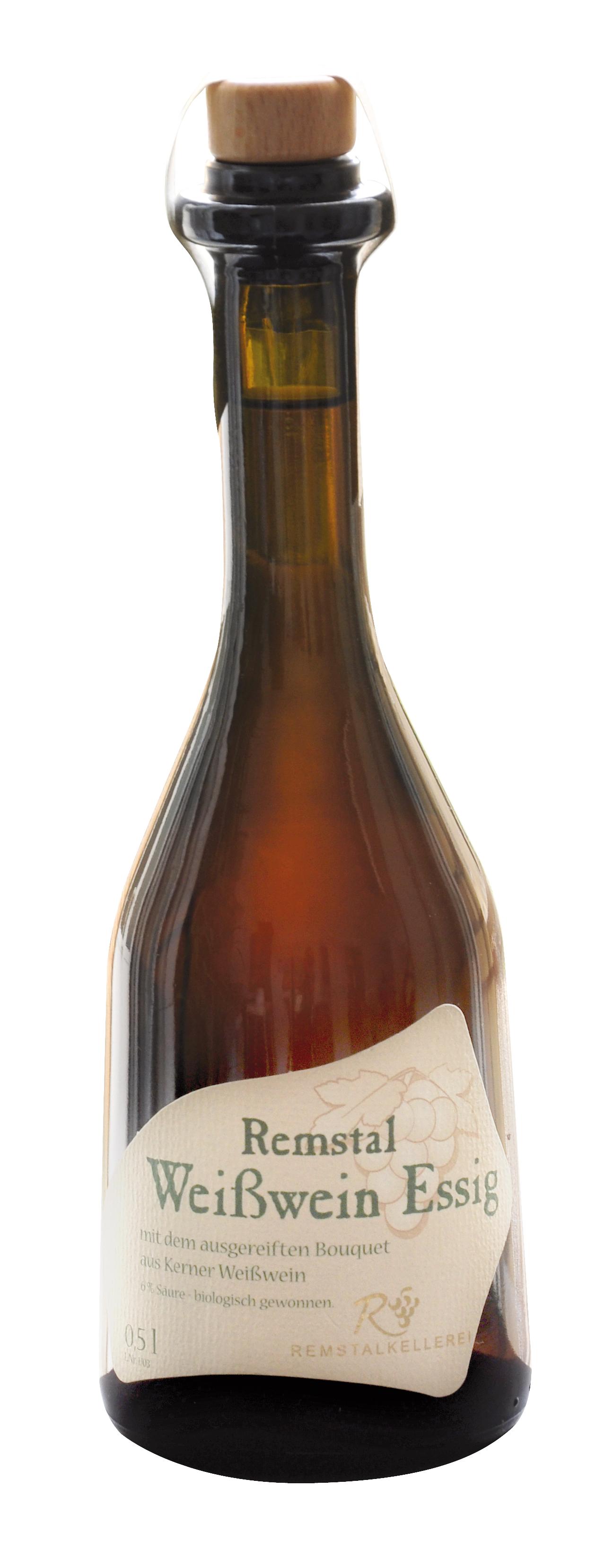 Weißer Weinessig aus Kerner