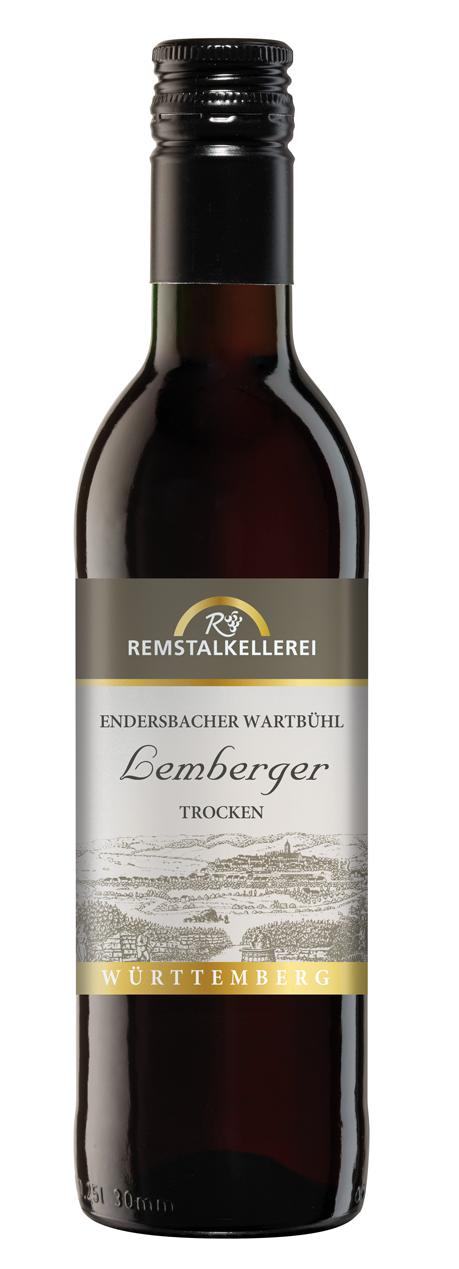 Endersbacher Wartbühl Lemberger trocken