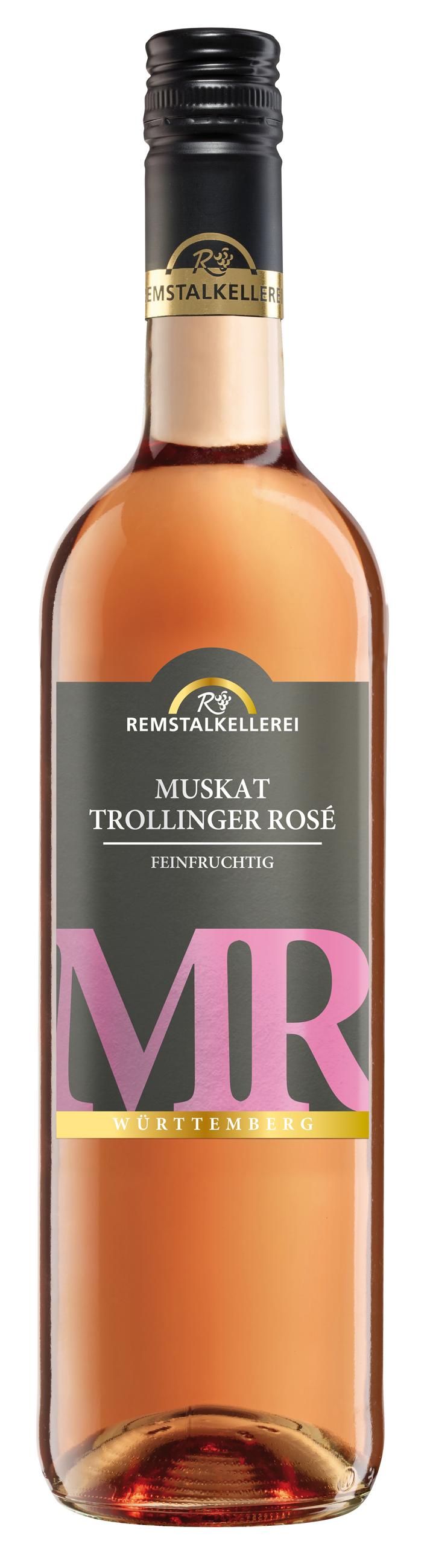 """Muskattrollinger Rosé """"MR"""" feinfruchtig"""